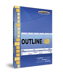 Outline 4D - Timeline & Organization (Windows Download)